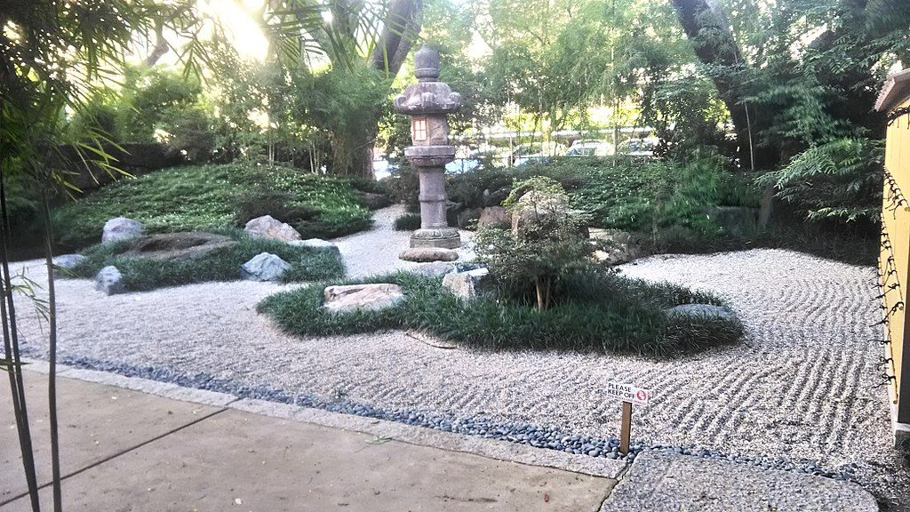 Photo of Zen garden